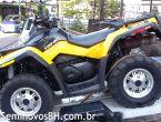 Quadriciclo 4x4   CAN AM OUTLANDER 650