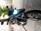 Honda XRE 300   Fina!