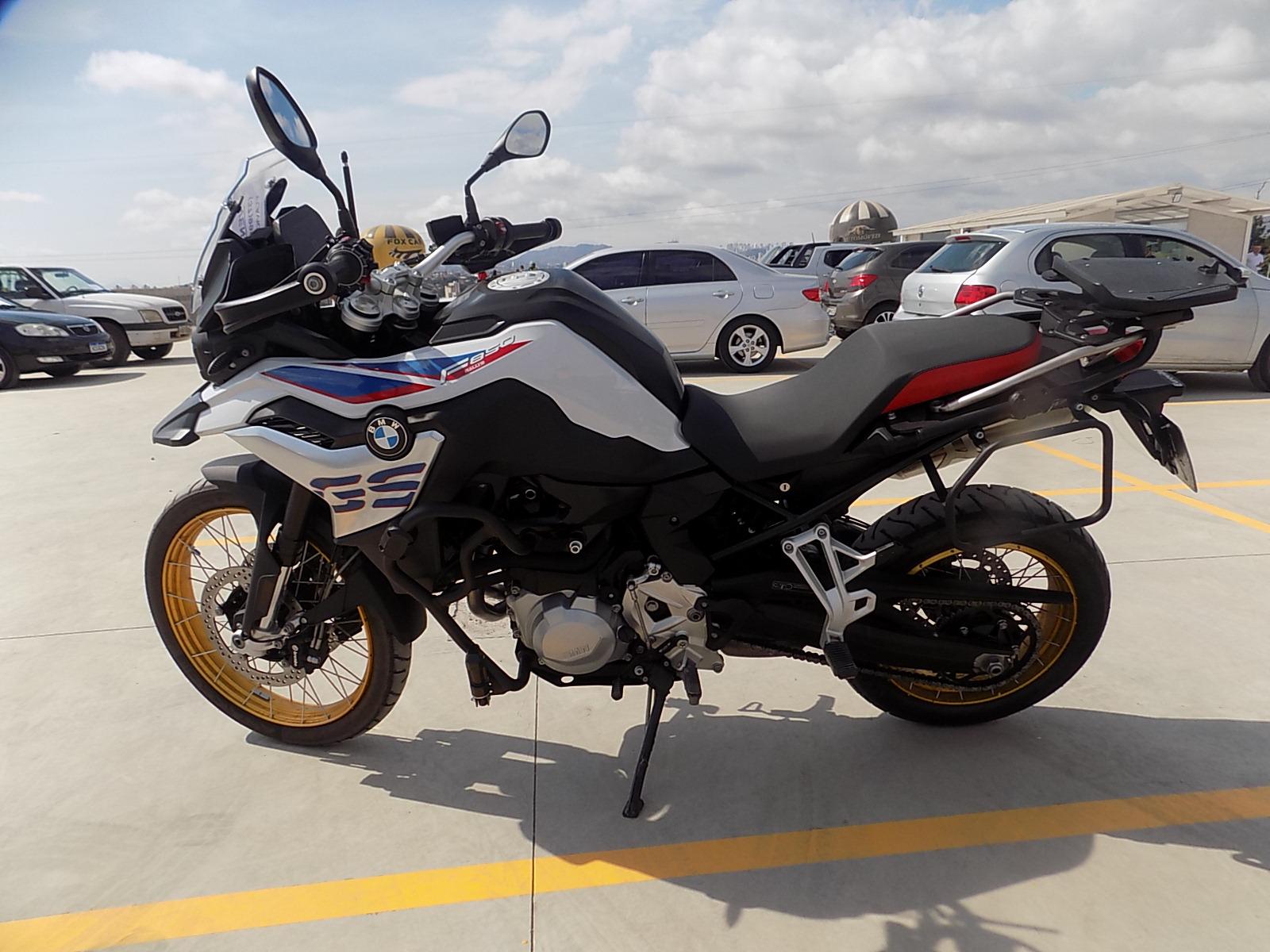 BMW F 850
