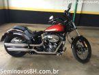 Harley Davidson Softail    Blackline