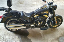 Harley Davidson Fat Boy   LOW/ SPECIAL FLSTFB