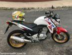 Honda CB 300R   Tricolor