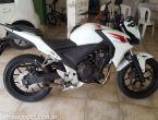 Honda CB 500   500 F