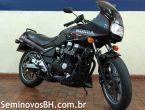 Honda CBX 750 F   PLACA PRETA