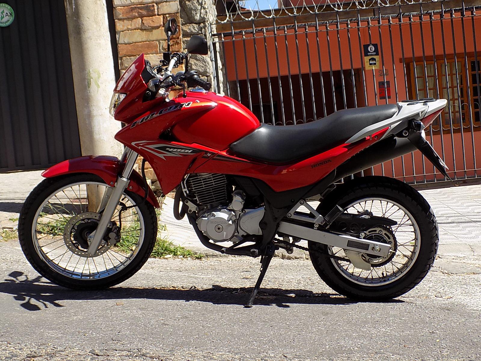 Honda NX 400i FALCON
