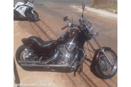 Honda SHADOW 600C VT