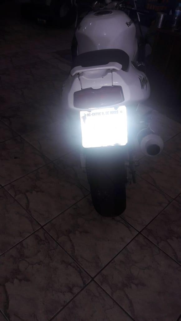 Kawasaki ZX 7R NINJA