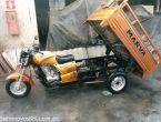Triciclo Protótipo   flex